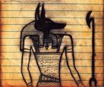 Anubis Doodle