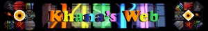 Khana's Web @ Cafepress