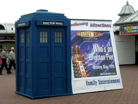 Tardis - Time & Relative Dimensions In Space