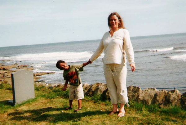 Visiting Lindisfarne