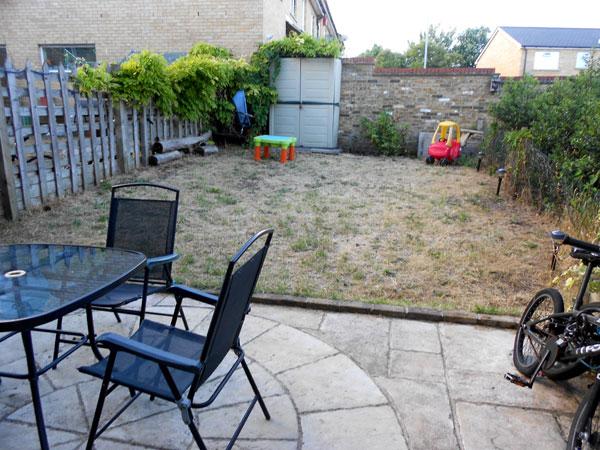 My Garden Here & Now