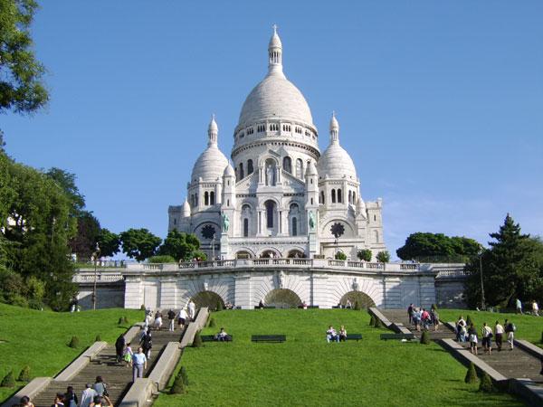 Sacre Coeur - France