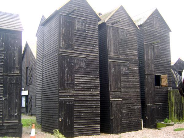 Fisherman's Netting Huts