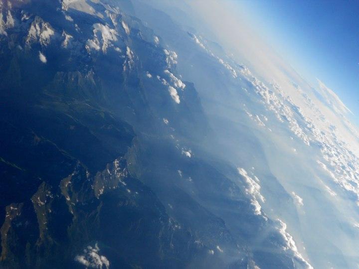 Above The Horizon