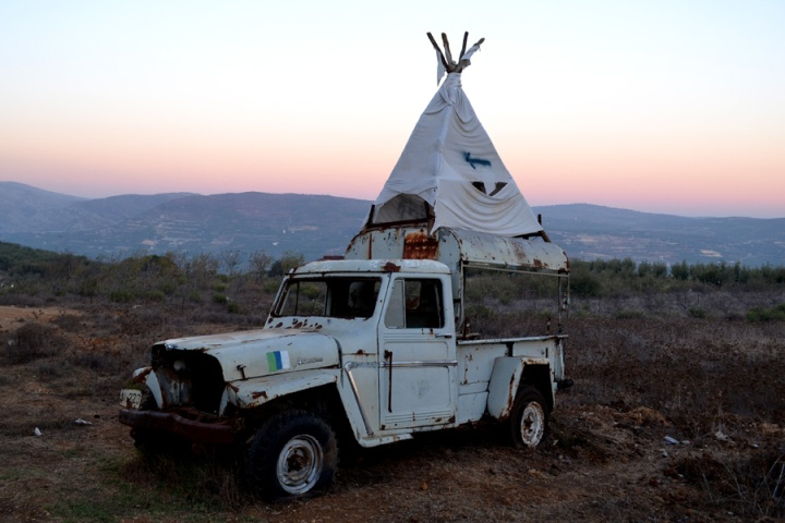 Teepee Truck