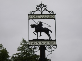Farningham Village Sign