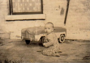 Blashford Street & My First Car