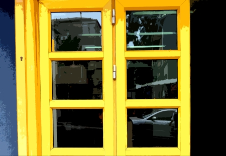 Refections in Yellow